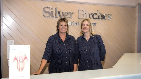 Silver Birches Receptionists
