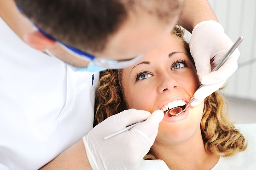 Dental Examination Oral Hygiene Care