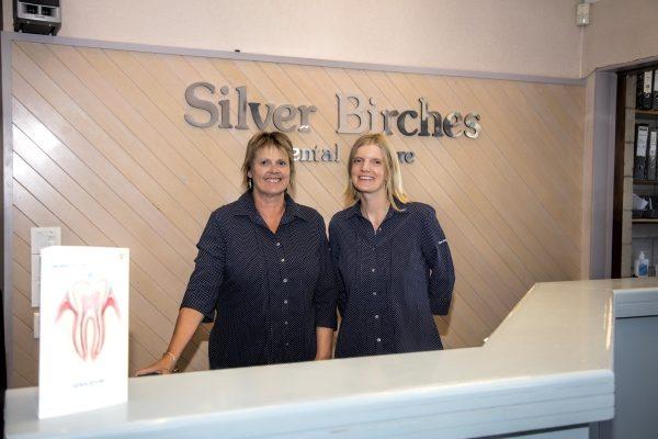 Silver Birches Receptionists